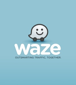 Waze: outsmarting traffic, together.