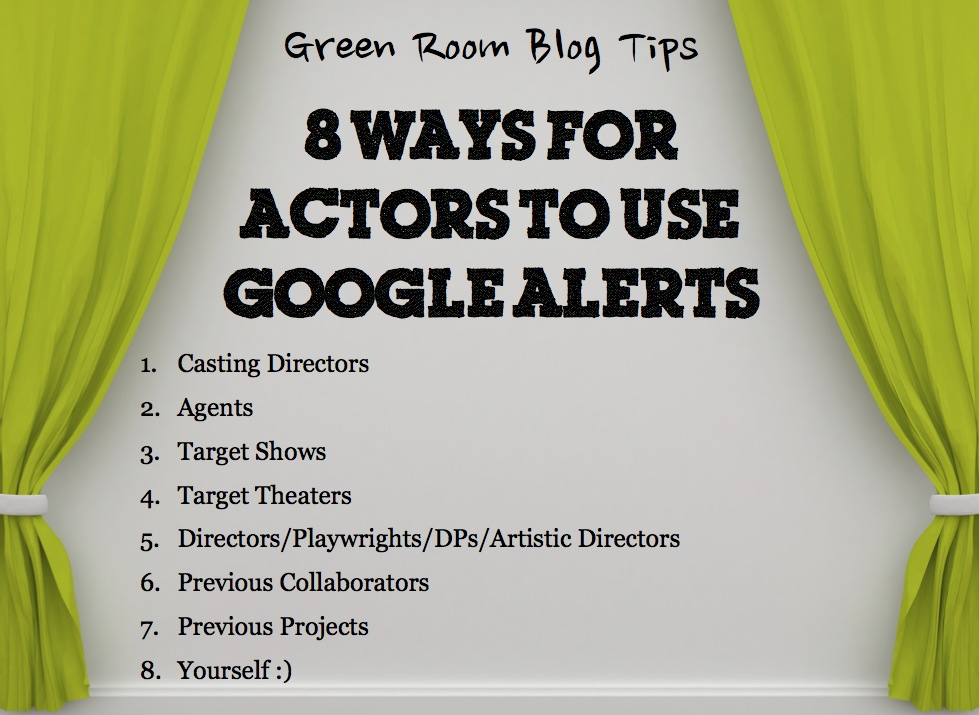 how to use google alerts effectively