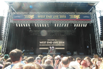 West End Live Day 1