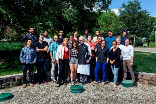 Cast & Crew Photo
